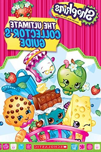 shopkins ultimate collectors guide