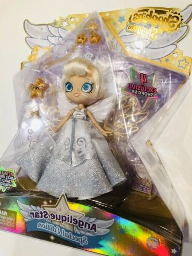 Shopkins Shoppies Star Doll Figure Special Edition FREE