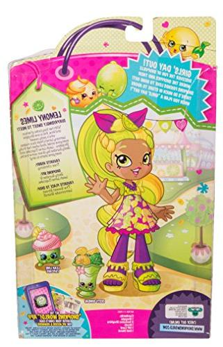 Shopkins Doll Pack -
