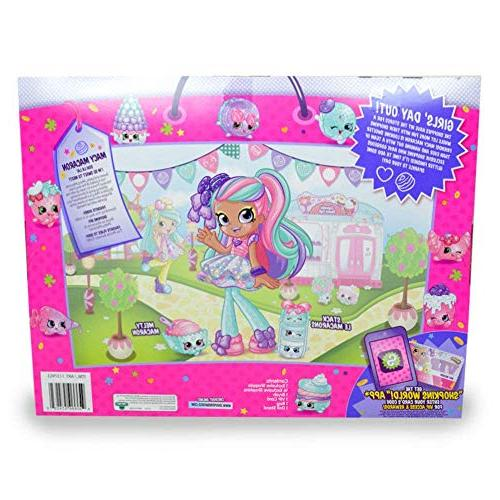 Shopkins Exclusive Pack - Day Out Doll Shopping Spree
