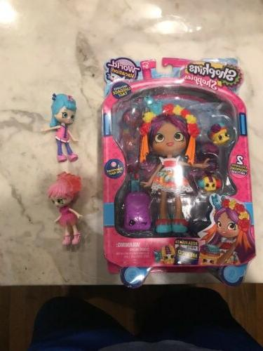 Shopkins Shoppies World Vacation Doll Rosa Pinata Visits Mexico