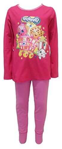 Shopkins Shopping Cart Girls Pajamas 4-5 Years