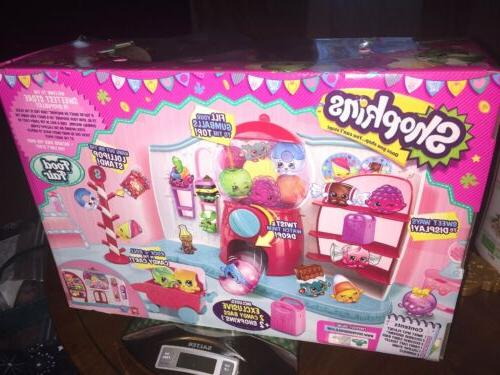 Shopkins Sweet Gumball Mini Action