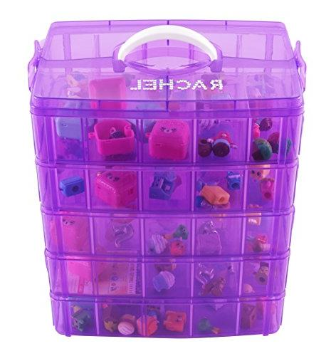 LifeSmart Container Adjustable More All Cases - Lego - Shopkins - Pet Shop and - More!
