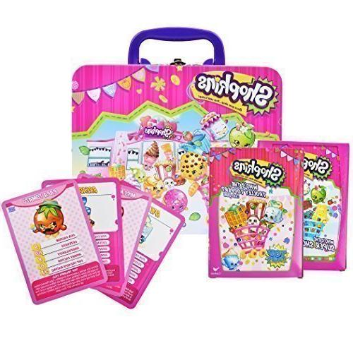 who trolley topper card games