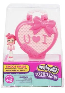 Shopkins Lil Secrets - Date Spot Secret Locket NEW/Sealed