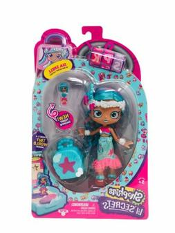Shopkins Lil Secrets Doll Single Pack - SIA Shells