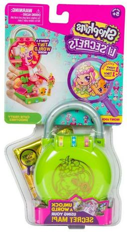 lil secrets secret lock mini playset cutie