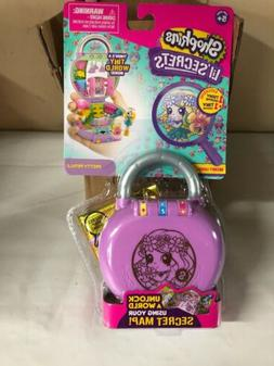 Shopkins Lil' Secrets Secret Lock - Pretty Petals Flower Sho