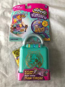 Shopkins Lil' Secrets Secret Lock - Pretty Paws Pet Salon