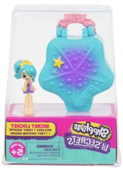 Shopkins Lil Secrets - Swim School Secret Locket NEW/Sealed