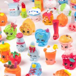 LOT 100PCS shopkins RANDOM SEASON 1 2 3 4 5 6 7 8 KIDS TOY F