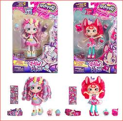 LOT 2- Shopkins Shoppie Season 9 Wild Style VALENTINA Hearts