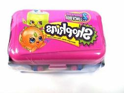 Lot of 3 Shopkins Food Fair Series 2 Mystery Lunch Box with