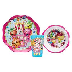 Shopkins Mealtime Set