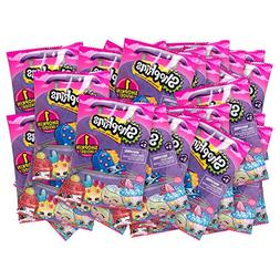 Shopkins Mega Fun Pack with 30 Individually Bags