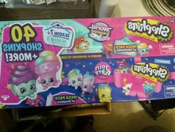 Shopkins Mega Pack Season 7 Join the Party and 8 World Vacat