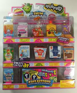 Shopkins Mini Packs. Shopper Pack Collector Edition FREE SHI