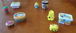 Shopkins MINI PACKS WITH FIGURES TV movie CHARACTER TOYS