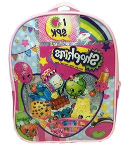 Shopkins Mini Pink Backpack