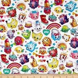 Springs Creative Products Moose Shopkins Packed Rainbow Cele