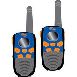 Nerf 10 Mile FRS Walkie Talkie