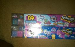 NEW BX SHOPKINS SEASON 7+ SEASON 8 MEGA PACK 40 SHOPKINS + M