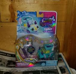NEW Shopkins Color Change Fantasy Cutie Cars SNEAKY FLYER QT