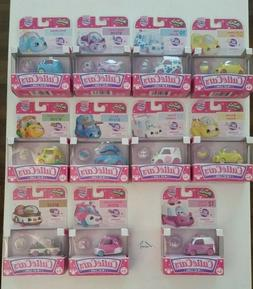 New Shopkins Cutie Cars  Series 1 and Series 2 - Choose 1