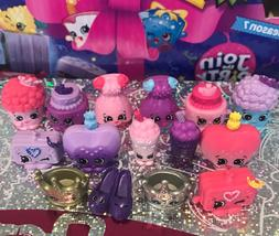 New Shopkins Season 7 7-047 to 7-061 Princess authentic shop