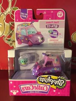 New Shopkins Cutie Cars Season 4 QT4-011 Fast Flakes with Mi