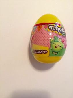 NEW SHOPKINS EASTER EGG WITH 40 TATTOOS