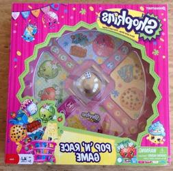 NEW SHOPKINS Figures Pop 'N' Race Board Game Toy By Pressman