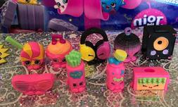 New Shopkins Season 7 7-100 - 7-111 Disco Party authentic fr