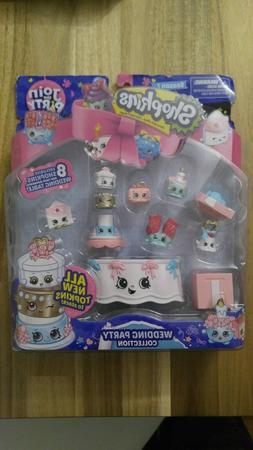 NEW Shopkins Season 7 WEDDING PARTY COLLECTION 8 EXCLUSIVE S