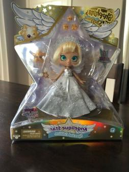 NEW Shopkins Shoppies Angelique Star Doll Figure