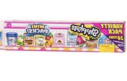 new shopkins small mart mega 24 variety