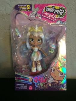 NEW Shopkins Wild Style Limited Edition Mystabella Shoppie