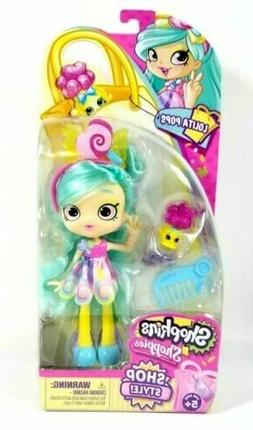 New Shopkins Shoppies Lolita Pops Shop Style with Libby Loll
