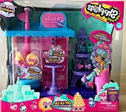 "New ""Shopkins ~ WORLD VACATION""  - Includes 2 Exclusive Shop"
