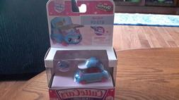 NIB NEW RELEASE SEASON 2 Shopkins Cutie Cars QT2 09 HAT ROD