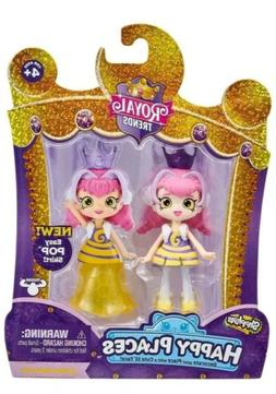 NIP Shopkins Happy Places Royal Trends QUEEN BEEHAVE Lil' Sh