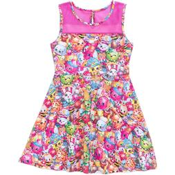 NWT Authentic Shopkins toddler, girl dress L