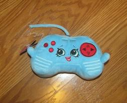 NWT Shopkins CONNIE CONSOLE Blue Video Game Controller Stuff