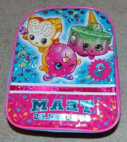 ~NWT Girls SHOPKINS Lunch Box/Pail Cute FS:)~