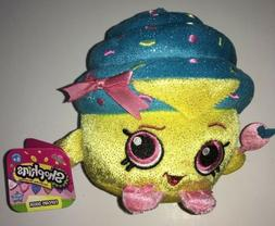 NWT Sparkly Cupcake Queen Shopkins RARE Limited Edition Plus