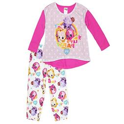 Shopkins Girls Pajamas