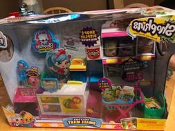 Shopkins Pick N Pack Small Mart Playset Girls Toy Gift Colle
