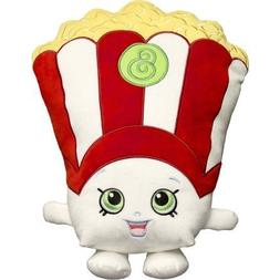 "NEW Shopkins Poppy Corn Plush Doll- 17""X15"""