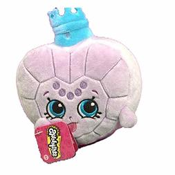 "Shopkins Princess Scent 7"" Plush - Valentine's Limited Relea"